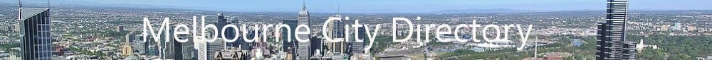 Melbourne City Directory